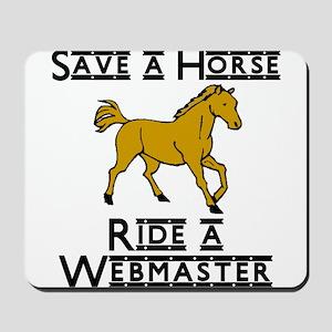 Webmaster Mousepad