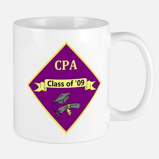 CPA Graduate Mug