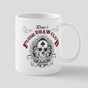 Flush Draw Club Mug
