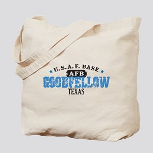 Goodfellow Air Force Base Tote Bag
