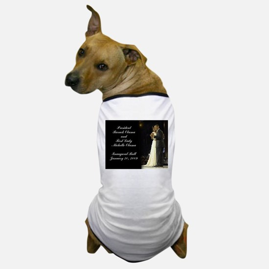 Obama Inaugural Dance Dog T-Shirt