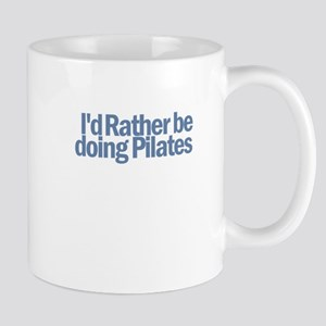 I'd Rather be doing Pilates Mug