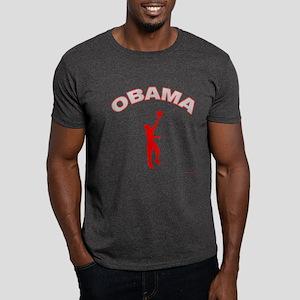 D-Lip Obama3 T-Shirt (Dark)