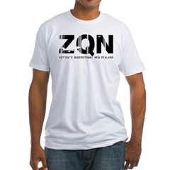 Queenstown Airport New Zealand ZQN Shirt