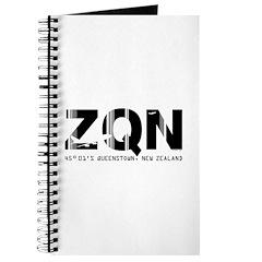 Queenstown Airport Code New Zealand ZQN Journal