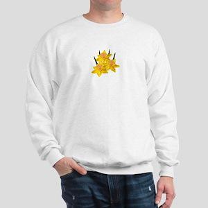 Three Jonquils Sweatshirt