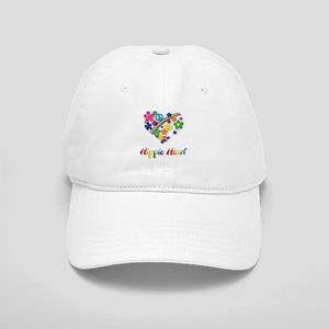 Hippie Heart Cap