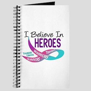 I Believe In Heroes THYROID CANCER Journal