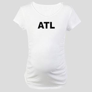 ATL (ATLANTA) Maternity T-Shirt