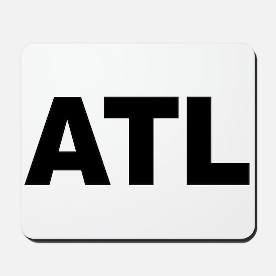 ATL (ATLANTA) Mousepad