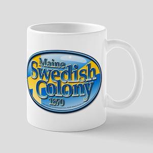 Maine Swedish Colony Mug