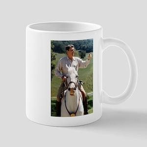 Reagan Horseback Mug