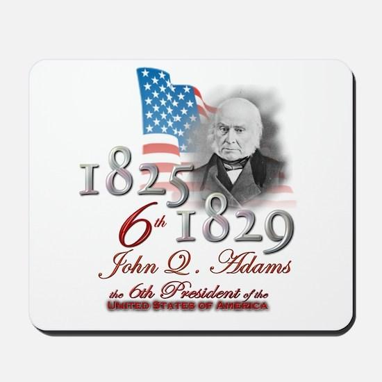 6th President - Mousepad