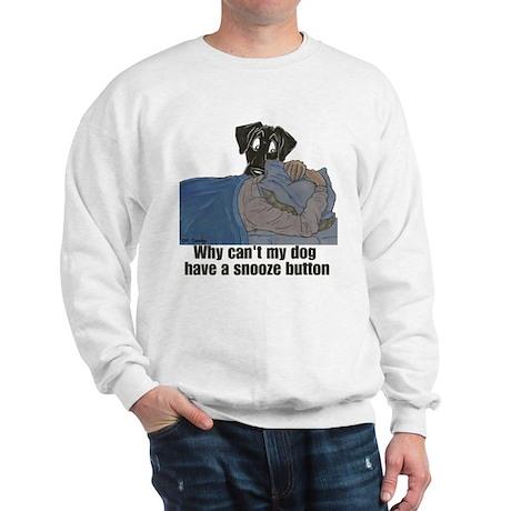 NBk Snooze Button Sweatshirt