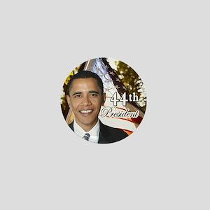 44th President Obama Mini Button