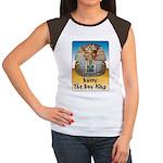 Barry The Boy King Women's Cap Sleeve T-Shirt
