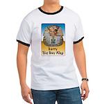 Barry The Boy King Ringer T