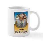 Barry The Boy King Mug
