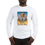 Barry The Boy King Long Sleeve T-Shirt