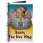 Barry The Boy King Journal