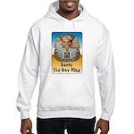 Barry The Boy King Hooded Sweatshirt