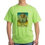 Barry The Boy King Green T-Shirt