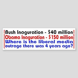 Democrats wasting money again (Bumper Sticker)