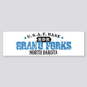 Grand Forks Air Force Base Bumper Sticker