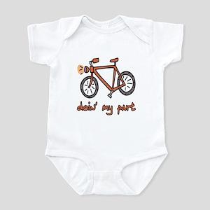 Doin' My Part Infant Bodysuit