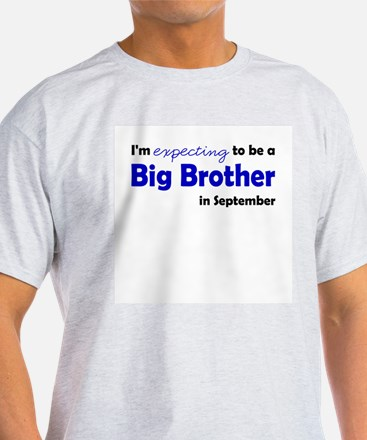 """Expecting"" Big Brother Septe T-Shirt"