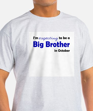 """Expecting"" Big Brother Octob T-Shirt"
