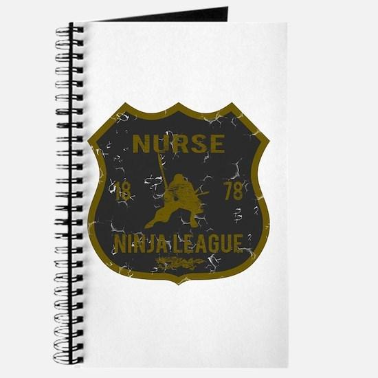 Nurse Ninja League Journal