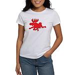 Red Moose Running Women's T-Shirt