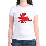 Red Moose Running Jr. Ringer T-Shirt