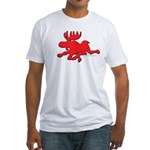 Red Moose Running Fitted T-Shirt
