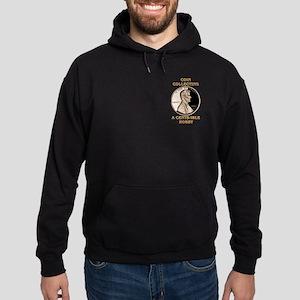 Lincoln Cent Hoodie (dark)