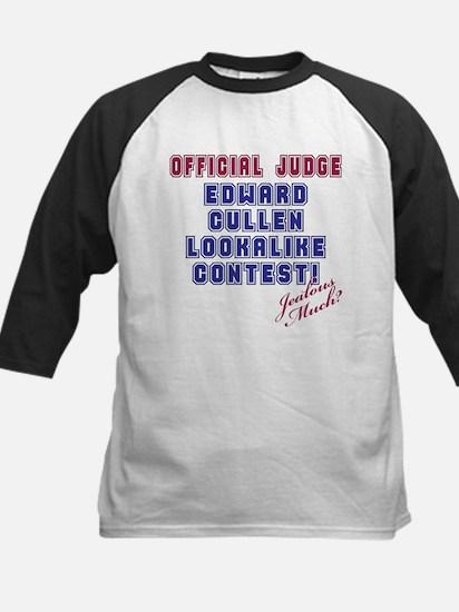EDWARD CULLEN Kids Baseball Jersey