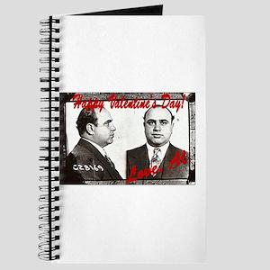 Al Capone Valentine Journal