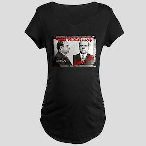 Al Capone Valentine Maternity Dark T-Shirt