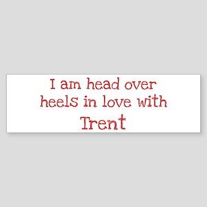 In Love with Trent Bumper Sticker
