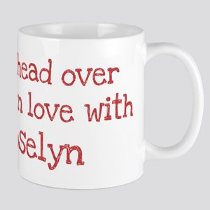 In Love with Roselyn Mug