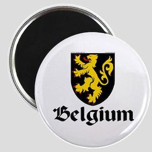 Belgium: Heraldic Magnet