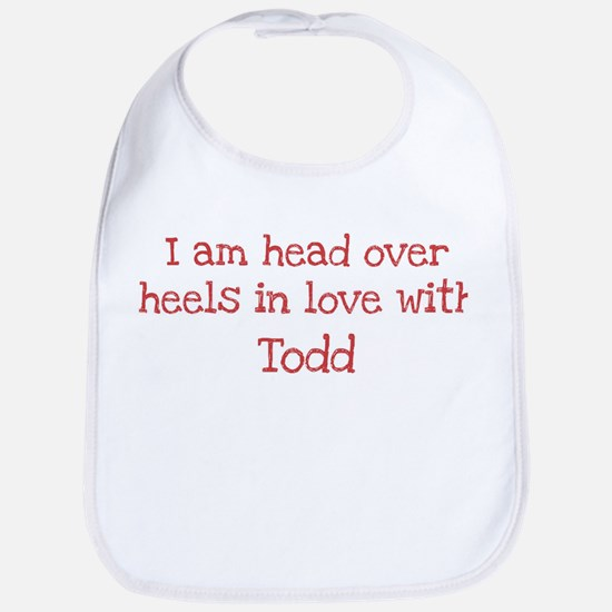 In Love with Todd Bib