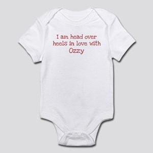 In Love with Ozzy Infant Bodysuit