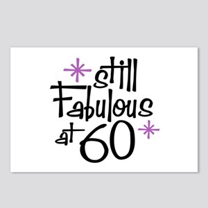 Still Fabulous at 60 Postcards (Package of 8)