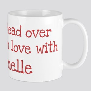 In Love with Janelle Mug