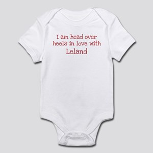 In Love with Leland Infant Bodysuit