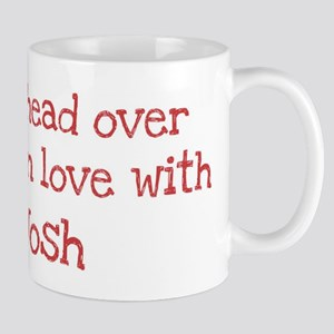 In Love with Josh Mug