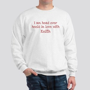 In Love with Keith Sweatshirt