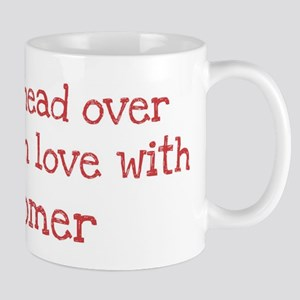 In Love with Homer Mug